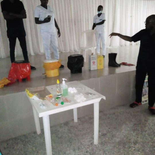 2. INFECTION PREVENTION AND CONTROL PRACTICAL TOOLS